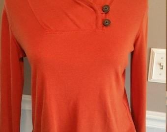 Ralph Lauren Hoodie Shirt Size Small