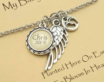 Sympathy Gift, Memorial Gift, Baby In Heaven, Loss of Child, Miscarriage, Loss of Baby, Gift for Loss of Child, Gift for Loss of Baby