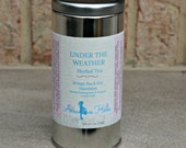 Under the Weather Herbal Tea Blend