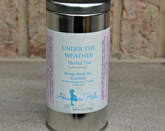 Under the Weather Herbal Tea Blend
