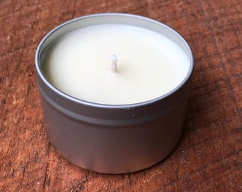 8oz Hand Poured Lavender Soy Candle