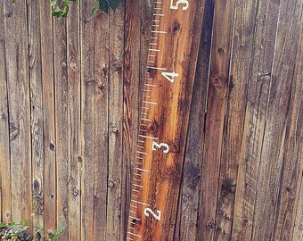 Barnwood Sign - Ruler