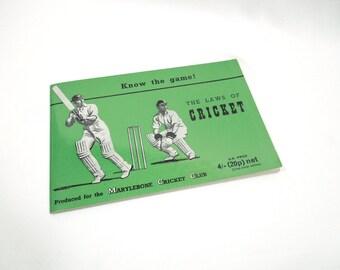 English cricket   Etsy