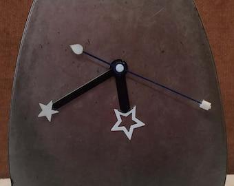 Antique 1920s Universal Clothes Iron Clock - Conclocktion