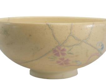 kyo nadeshiko flower chawan silver gintsugi chawan Kintsugi tea ceremony bowl Urushi kintsuji beyonce lemonade