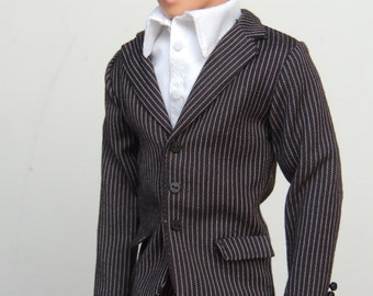 Handmade Ken doll clothes - Business Suit