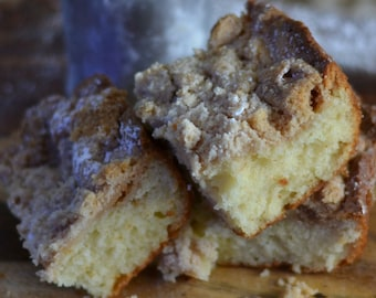 Grandma's Famous Crumb Cake