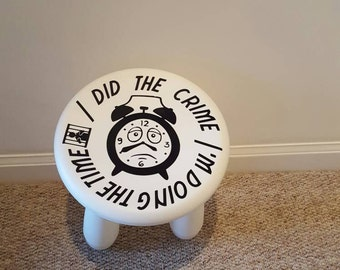 Childrens Time Out / Naughty Stool