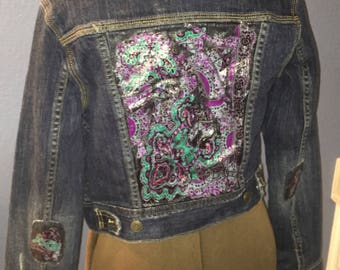 Custom Denim Jacket!