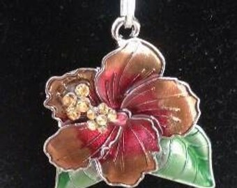 Orchard pendant necklace