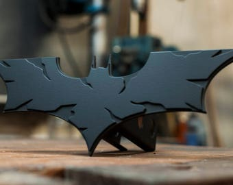 Batman The Dark Knight Trailer Hitch Cover - Shattered