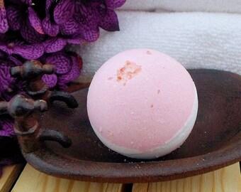 Citrus Bath Bomb - Rose Bath Bomb - Colored Bath Bomb - Fun Bath Bomb - Vegan Bath Bomb - Bathbomb - Bath Ball - Bath Fizzie - Bath Fizzy