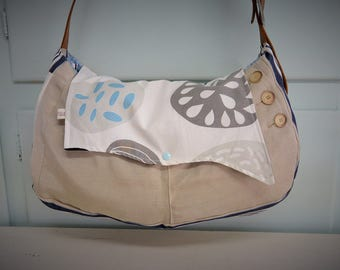 AVAILABLE! Large sling bag / large purse / beach bag