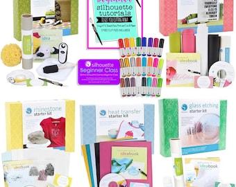 Beginner Starter Kit Bundle with 5 Starter Kits, Sketch Pends, and 5 Project Starter Guide