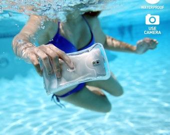 DiCAPac 100% Waterproof Phone Case