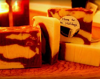 Home for the Holidays Bar Soap