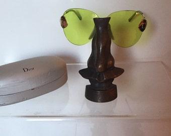 Dior glasses vintage mask vintage mask pilot sunglasses Dior
