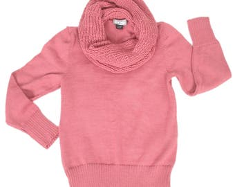 INKASSOUL Solid Alpaca WOMEN's SWEATER - Andean Trends (free shipping)
