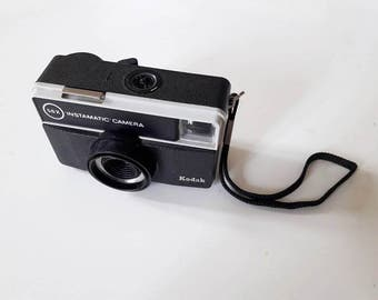 Film camera - 56 X Instamatic Camera - Kodak - Vintage