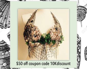 Natural Shell Bra, coupon code 10Kdiscount