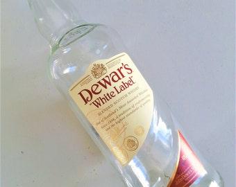 Interesting Shaped Empty Bottle Crown Royal 1 Liter