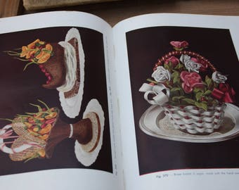 modern culinary art ,the best  of french and foreign cookery 1937 -vintage Henri-Paul Pellaprat book  original packing box