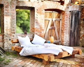 betten kopfteile etsy de. Black Bedroom Furniture Sets. Home Design Ideas