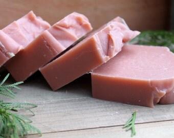 SALE- Cinnamon Stix - handmade cold process soap