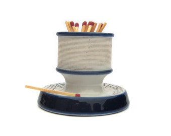 French Matchstick Holder