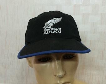 Adidas New Zealand All Black Rugby Team Cap