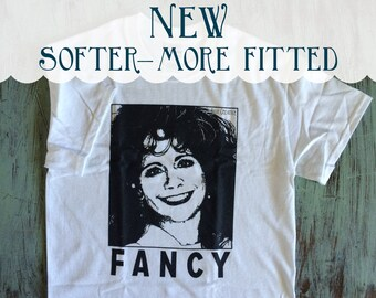 "Reba ""Fancy"" TShirt - Softer! More Fitted!"