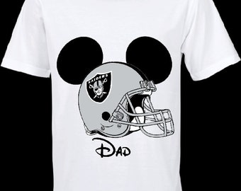 Disney Mickey Raiders Mens Tshirt Boys Tshirt Baby Onesie