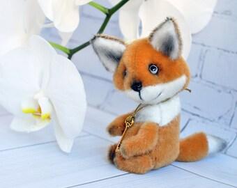 Little Amber Fox