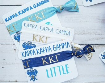 """KAPPA KAPPA GAMMA Crest """"little"""" or """"big"""" 