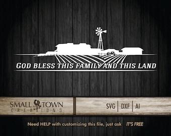 Farm SVG Cut Files - Vinyl Cutters, Screen Printing, Silhouette, Die Cut Machines, & More