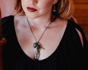 Raven's Quest Necklace