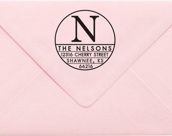 Custom Return Address Stamp, Wedding Address Stamp, Change of Address Stamp, Modern Address Stamp, Wedding Shower Gift, Teacher Gift 25NP
