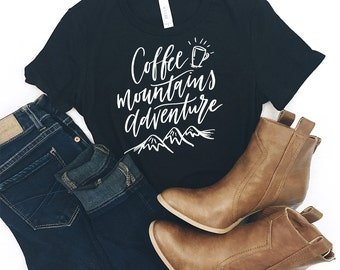 Coffee Shirt Etsy