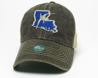 Louisiana duck hat