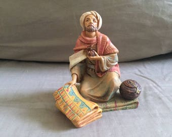 Vintage Depose Italy Fontanini Nativity Scene Collectible