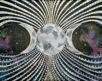 Luminous Luna