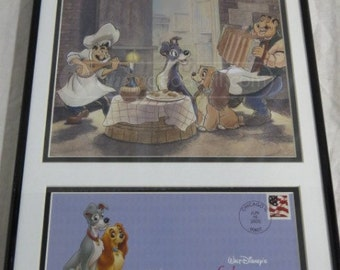 Lady and the Tramp Disney 50th Anniversary