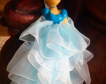 Cinderella inspired princess alice band, perfect for your little princess .