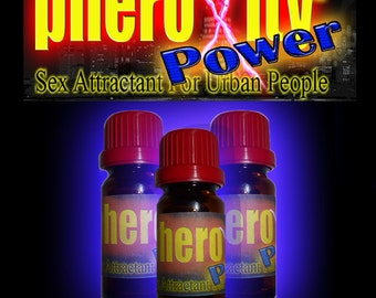 SALE! 3 bottles of pheroXity POWER of pheromones for men! SEX ATTRACTANT sex perfume sex attractant * more flirting, dates & sex