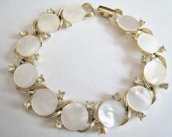 Lisner Mother of Pearl Bracelet