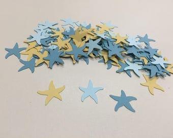 Seashell Confetti, Summer Decoration, Summer Wedding Confetti, Seashell die cuts, Babyshower decoration