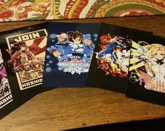 Coinbox Tee 4x6 Print Pack!
