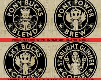 Coffee svg,My Little Pony svg, Mug Clipart, Coffee Mug design, coffee logo, T Shirt Design, Cutting file, or Clipart, png, svg,ai,eps, dxf