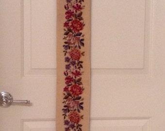 Decorative Handmade Needlework Wall Hanging