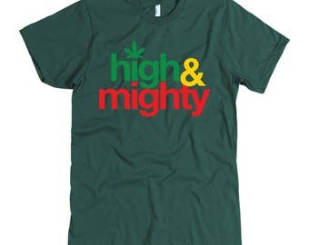 High and Might long sleeved T-shirt RLW229